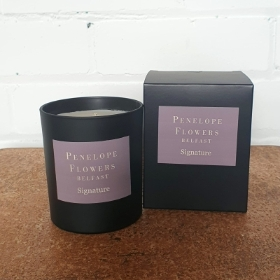 Penelope Flowers Signature Candle