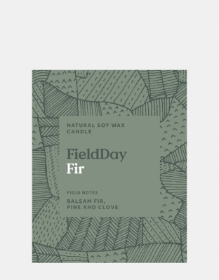 Field Day Large Fir Candle