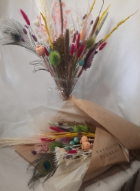 Hullabaloo Dried Bouquet