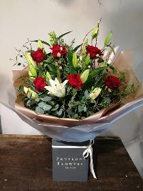 Signature Bouquet from Penelope Flowers Belfast